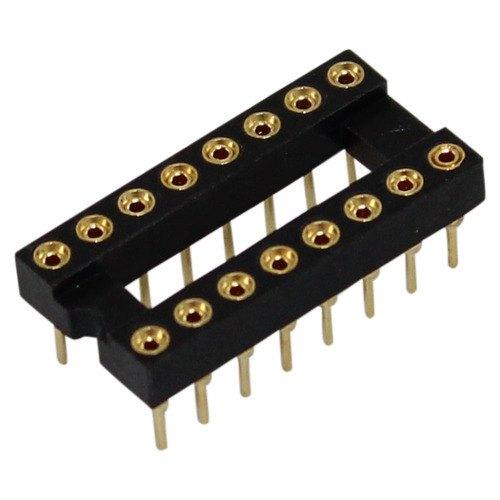 Machined IC Socket